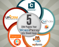 5 CRM Plugins Your WordPress Site Should Have